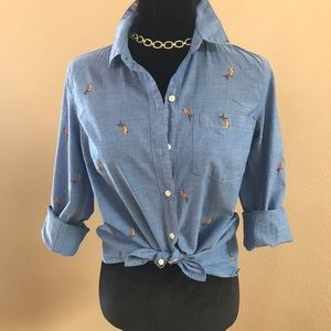 Old navy Classic button down shirt